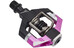 Crankbrothers Candy 7 Pedal pink/schwarz